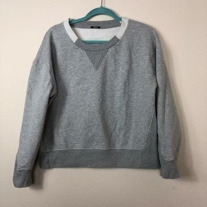 Denham Sweatshirt gray